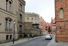 Gefängnis in der Altstadt von Toruń.