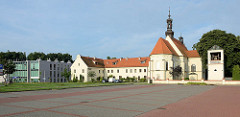 Katholische Kirche St. Peter und Paul in Toruń - Nonnenkloster.