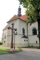 Katholische Kirche St. Peter und Paul in Toruń