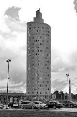 Hochhaus Tigutorn in Tartu, 23 Stockwerke - Entwurf  Vilen Künnapu und Ain Padrik.