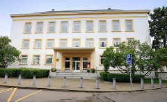 Gebäude der Deutschen Botschaft in Vilnius - Z. Sierakausko.