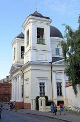 Kirche zum Heiligen Bischof Nikolaus in Tallinn.