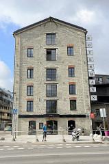 Historische Achitektur - Speichergebäude - Tallinner Quartier Rotermanni.