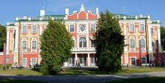 Schloss Katharinental in Tallinn - Palast, der von Peter dem Großen für Katharina I. 1725 gebaut wurde; jetzt Nutzung als Kunstmuseum.
