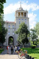 Architektur in Vilnius.