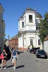 Kirche zum Heiligen Bischof Nikolaus / St. Nikolauskirche in Tallinn.