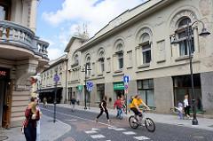 Neoklassizistische Architektur in Vilnius - Strasse Vilniaus.