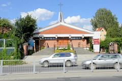 Moderne Kirchenarchitektur - Bilder aus Olsztyn