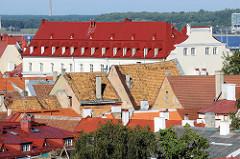 Blick auf die Dächer der Tallinner Alstadt.