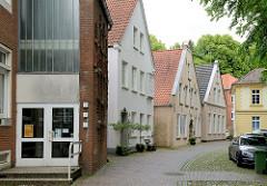 Gemeindehaus Lambertshof der Lambertikirche in Aurich.