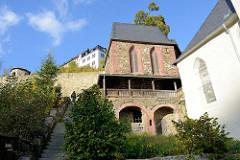 Marienkapelle am Stolberg an der St. Martini Kirche; erbaut 1482.