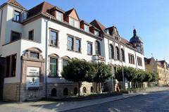 Verwaltungsgebäude Landkreis Mansfeld Südharz in Sangerhausen