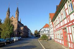 Liebfrauenkirche in Duderstadt - Klosterkirche vom Ursulinenkloster.