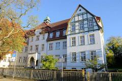 Haus St. Georg in der Kardinal-Kopp-Straße in Duderstadt -  Familienbildungsstätte