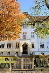 Haus St. Georg in der Kardinal-Kopp-Straße in Duderstadt - Familienbildungsstätte.