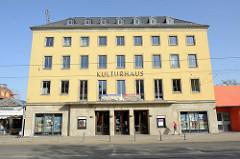 Kulturhaus Gotha, Ekhofplatz.