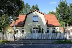 Ehemaliges Wohnhaus der Maler Otto Modersohn und Paula Modersohn-Becker in Worpswede; jetzt Nutzung als Museum.