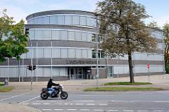 Verwaltungsgebäude des Landkreises Heidekreis in der Hamburger Straße von Soltau.