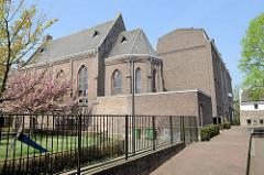 Kirchengebäude / Gemeindezentrum am Misericordeplein in Maastricht; Kunstkwartier 6211.