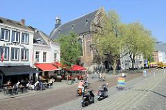 Ehemalige  Augustine Church at Mariastraat in Maastricht; jetzt Nutzung als Veranstaltungsraum.