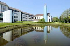 Rechtbank Limburg - Gerichtsgebäude in Maastricht