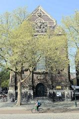 Ehemalige Augustijnenkerk  an der  Kesselskade in Maastricht; errichtet im 17. Jahrhundertals Klosterkirche für den Orden der Augustiner. das unter Denkmalschutz stehende Gebäude wurde 1976 restauriert und für kulturelle Veranstaltungen geöffnet