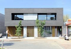 Moderne Architektur / Wohnhaus in Roermond.
