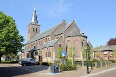 Gertrudiskerk / St. Gertrudkirche in  Beesel.