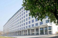 abrikgebäude der  ehemaligen  Keramikfabrik Sphinx in Maastricht; geschlossen 2009 - die Produktion wurde nach Schweden verlagert. Jetzt teilweise Leerstand oder Nutzung als Hotel / Restaurant.