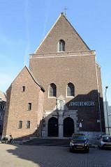 Gebäude der Jongerenkerk in der Minderbroedersstraat von Venlo