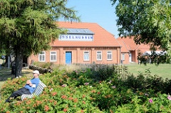 Inselmuseum in Kirchdorf,  Insel Poel - Mecklenburg Vorpommern.