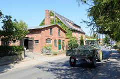 Landwirtschaftliches Gebäude in Kirchdorf,   Insel Poel - Mecklenburg Vorpommern.