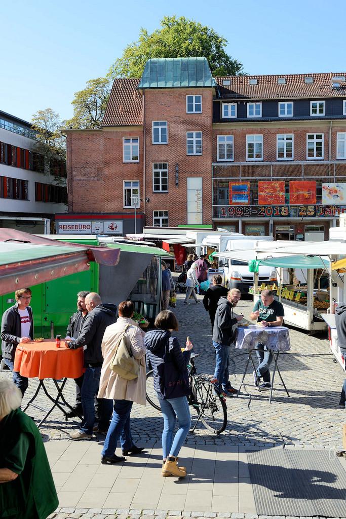 Wochenmarkt Alsterdorf