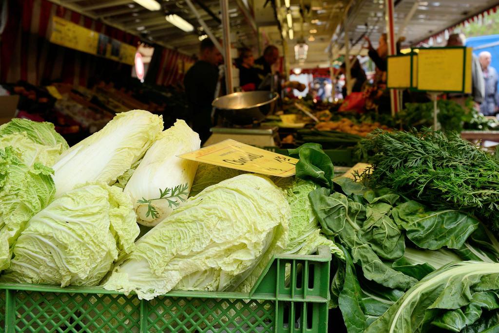 Wochenmarkt Sasel