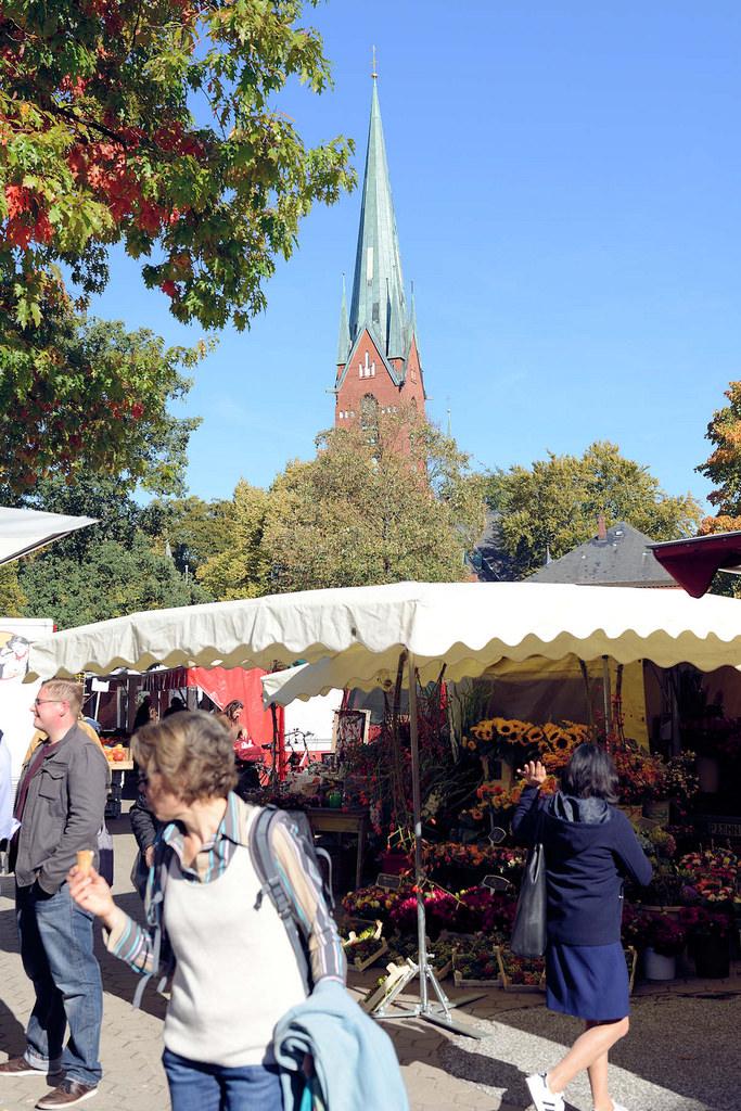 Blankeneser Markt