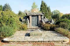 Denkmal / Ehrenmal für die Toten des Ersten Weltkriegs in Trittau.