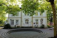 Bürgerhaus von Trittau, Jugend- und Seniorenzentrum am Europaplatz.