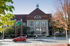 Gebäude der ehemaligen Handwerkskammer in Hamburg-Harburg, errichtet 1911 nach Plänen von Hermann J. Mähl 1911 errichtet. Heute Nutzung u. a. durch den Museums- und Heimatverein.
