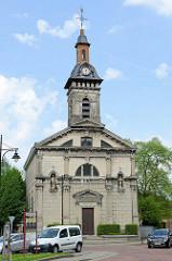 Kirche Notre-Dame / Liebfrauenkirchen in Vise / Cheratte, Belgien