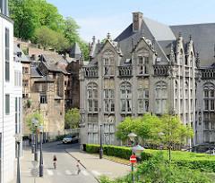 Justizpalast und Sitz der Provinzregierung in Lüttich / Liège, ehem. fürstbischöfliche Palast.