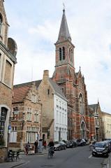 Herz-Jesu-Kirche in Brügge.