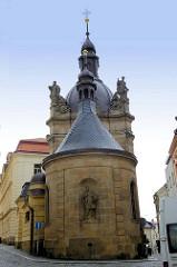 Kaple sv. Jana Sarkandera,  neobarocke Kapelle in Olomouc.