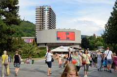 Kongresszentrum und Hotel Thermal  Karlsbad /  Karlovy Vary - Veranstaltung International Film Festival.