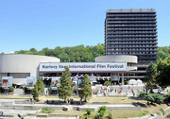 Kongresszentrum und Hotel Thermal in  Karlsbad /  Karlovy Vary - Veranstaltung International Film Festival.