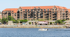 Hafenpromenade in Kopenhagen.
