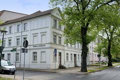 Pasewalk ist eine amtsfreie Stadt in Mecklenburg-Vorpommern.