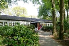 Fotos aus der Gemeinde Bönnigstedt - Kreis Pinneberg - Metropolregion Hamburg. Altes Amtsgebäude der Bönningstedter Gemeinde - jetzt gewerbliche Nutzung und Bürgerbüro.