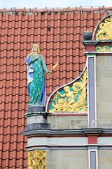 Halle (Saale) ist eine kreisfreie Großstadt im Süden von Sachsen-Anhalt.