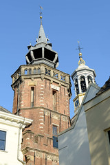Kampen ist eine Gemeinde und ehemalige Hansestadt in der niederländischen Provinz Overijssel.