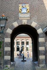 1636-zwolle-ende Zwolle  ist die Hauptstadt der niederländischen Provinz Overijssel und liegt in der Nähe des IJsselmeeres.